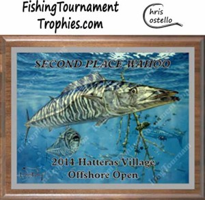 Sailfish Tournament Trophies