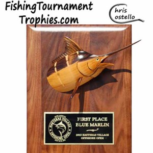Fishing Tournament Plaques