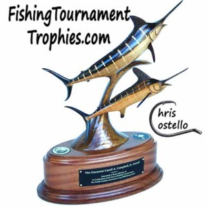 Fishing Club Trophies