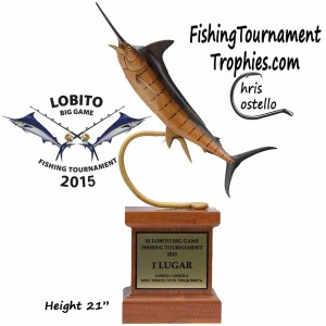Fishing Tournament Trophies Online