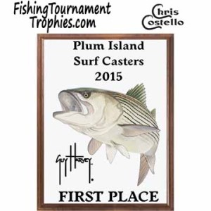 Guy Harvey Fishing Plaques